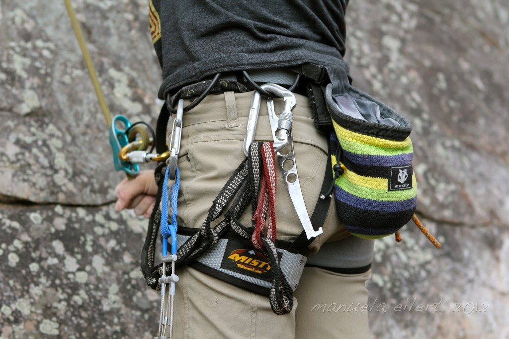 Choosing Proper Equipments For Sport Climbing