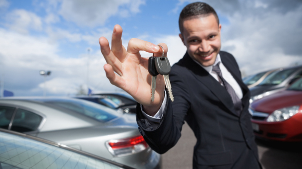 How To Work With Car Salesman