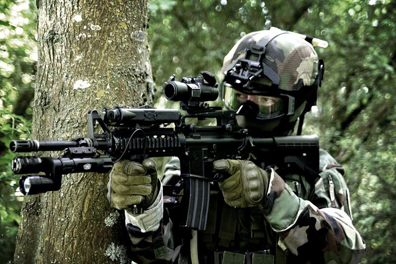 Airsoft Games As Alternative Sports